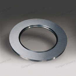 Tungsten Carbide Circular Rotating slitting knife (Solid and Inlay)