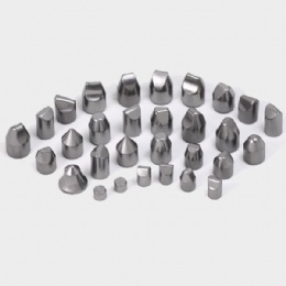 Carbide button bits for oil-field
